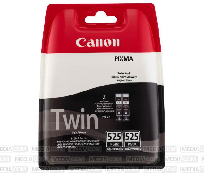 Tinten Doppelpack PGI-525PGBK schwarz