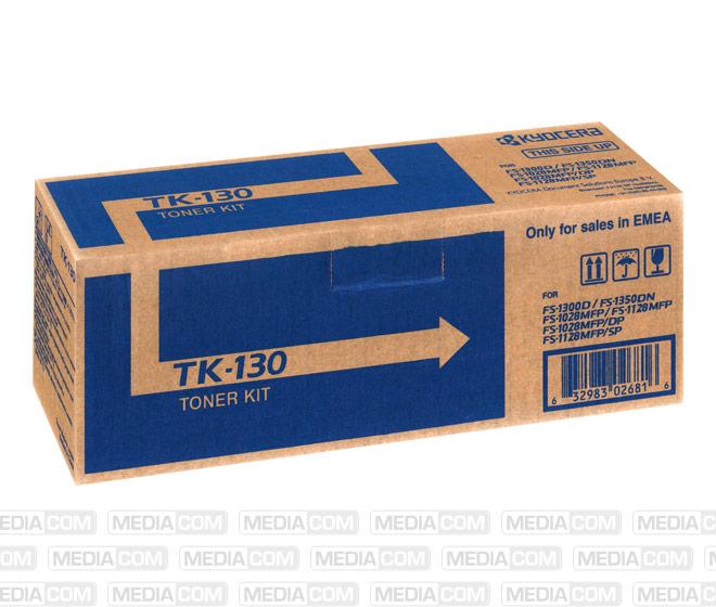 Lasertoner TK-130 schwarz
