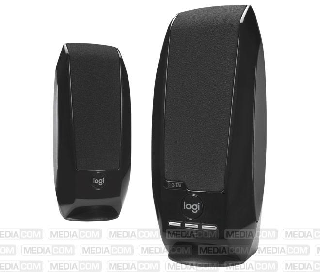 Lautsprecher S150, Audio, Stereo 2.0, 1.2W