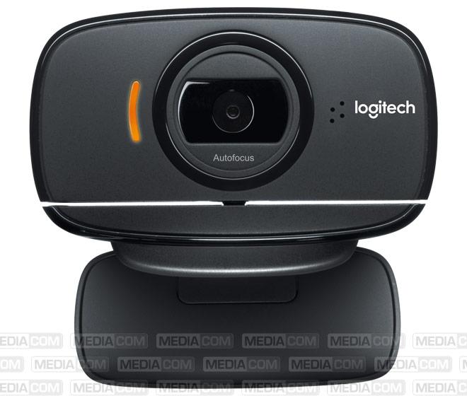 Webcam B525, USB, HD 720p