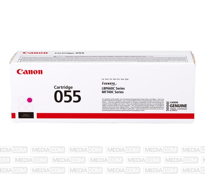Lasertoner 055 magenta