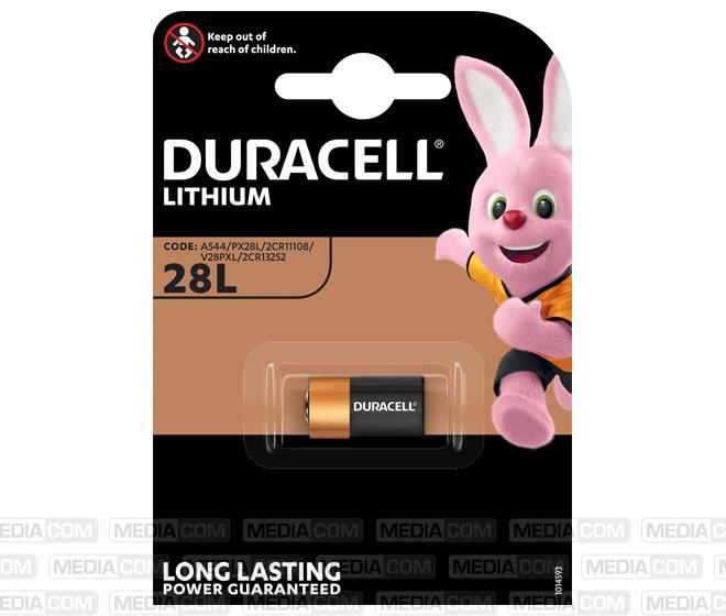 Batterie Lithium, PX28L, 2CR11108, 6V