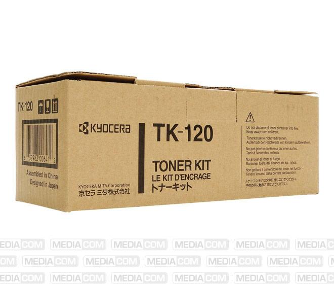 Lasertoner TK-120 schwarz
