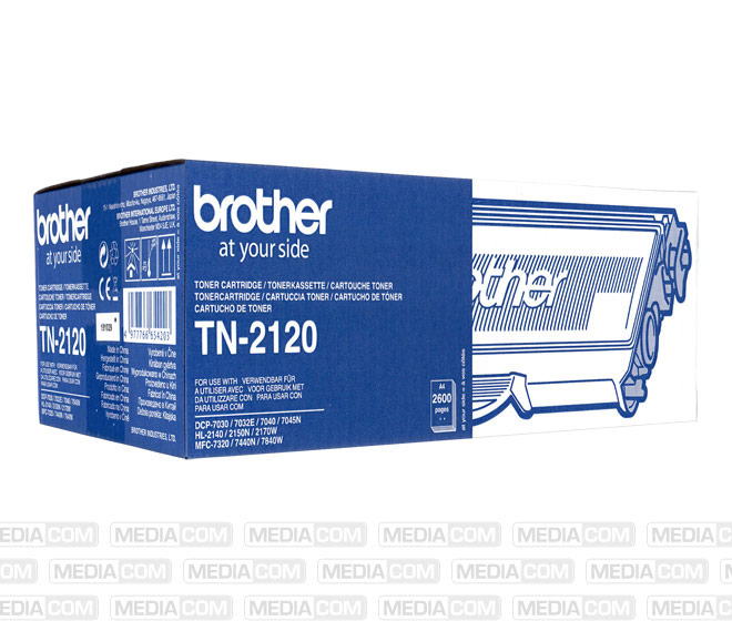 Lasertoner TN-2120 schwarz