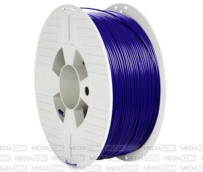 3D Printer Filament, PLA, 1.75mm, 1kg, blau
