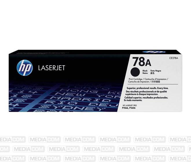 Lasertoner CE278A schwarz