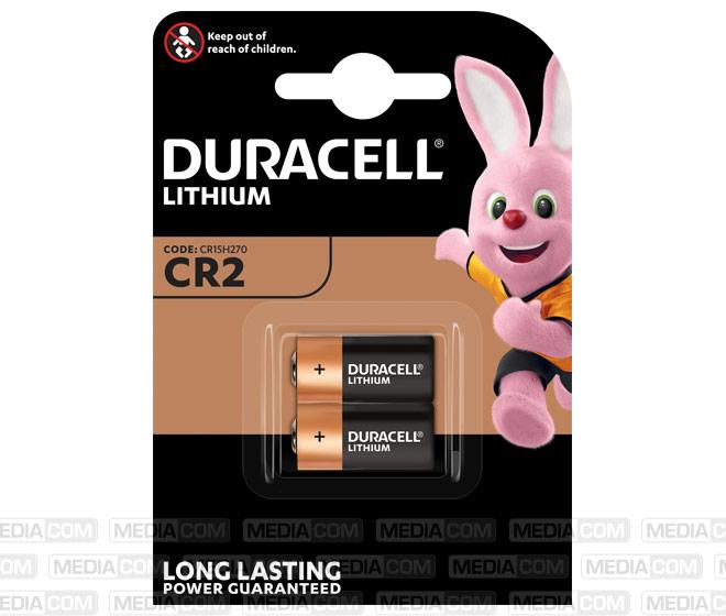 Batterie Lithium, CR2, 3V