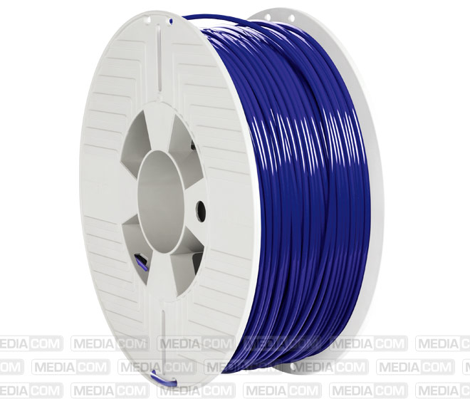 3D Printer Filament, PLA, 2.85mm, 1kg, blau