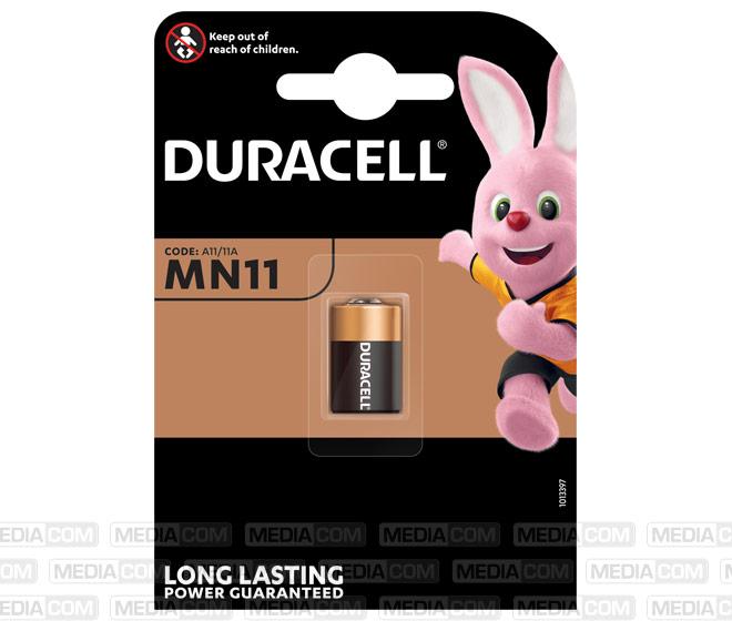 Batterie Alkaline, MN11, V11A, 6V