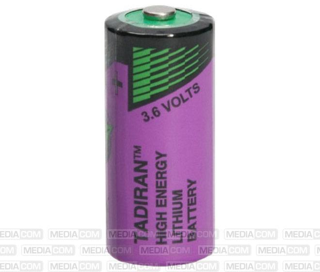 Batterie Lithium, SL361/T, 3.6V, 1600mAh