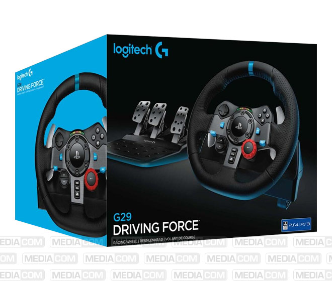 Gaming Lenkrad Set G29, Driving Force