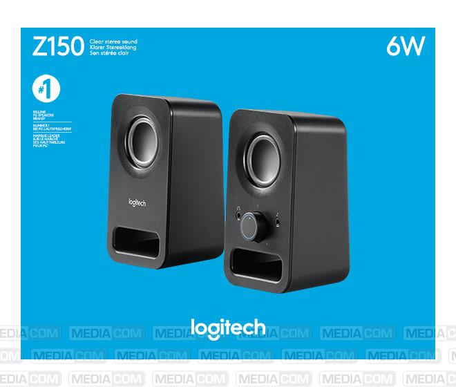 Lautsprecher Z150, Audio, Stereo 2.0, 6W