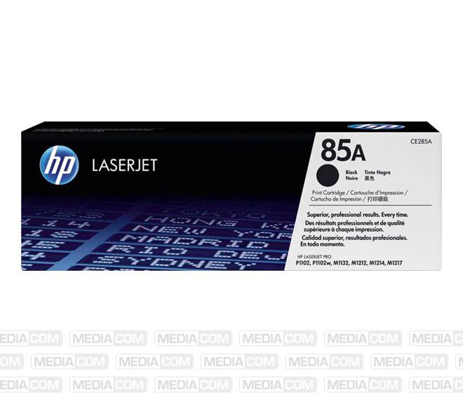 Lasertoner CE285A schwarz