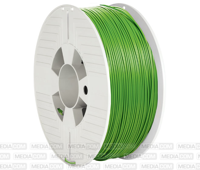 3D Printer Filament, ABS, 1.75mm, 1kg, grün