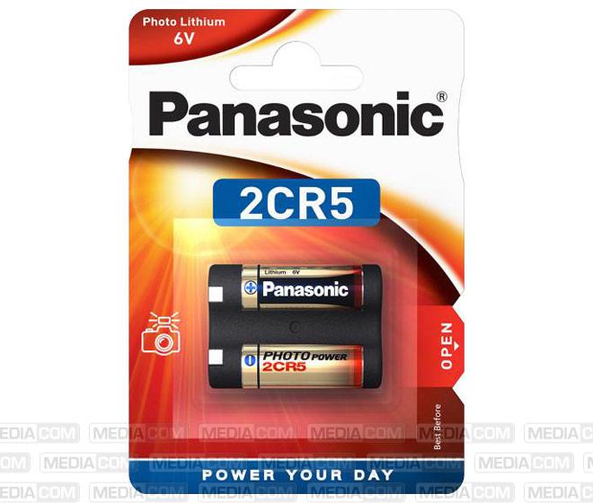 Batterie Lithium, 2CR5, 3V