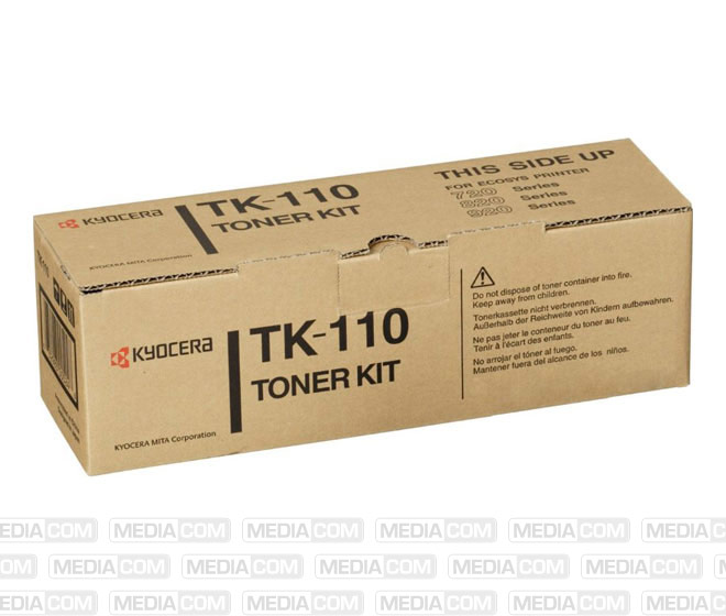 Lasertoner TK-110 schwarz