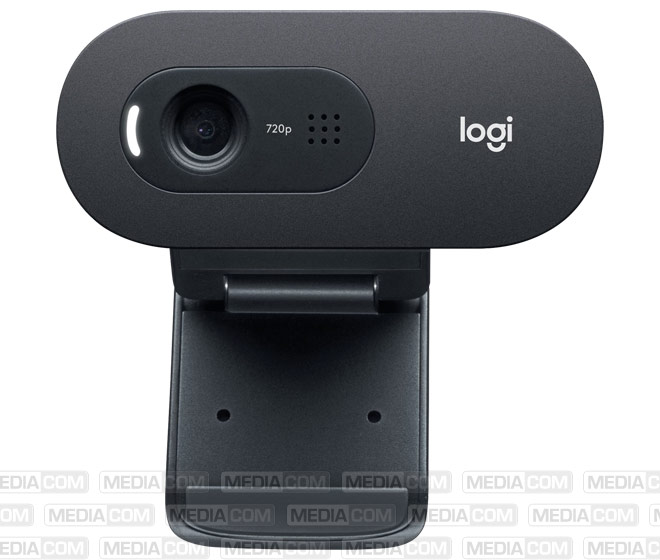 Webcam C505e, USB, HD 720p
