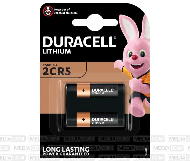 Batterie Lithium, 2CR5, 245, 6V