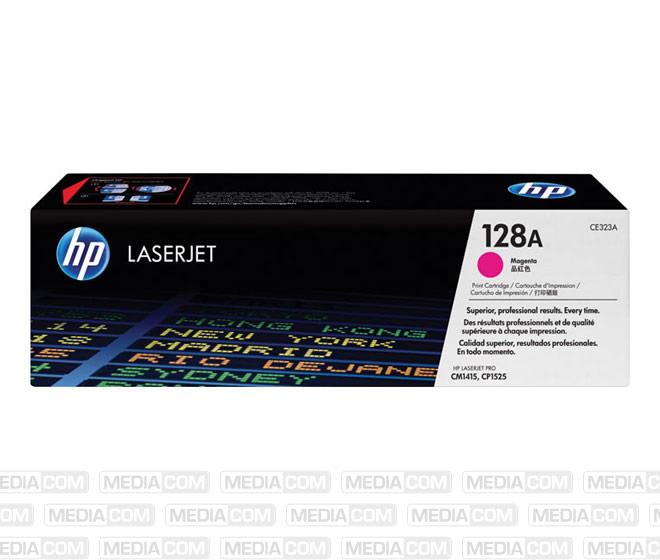 Lasertoner CE323A magenta
