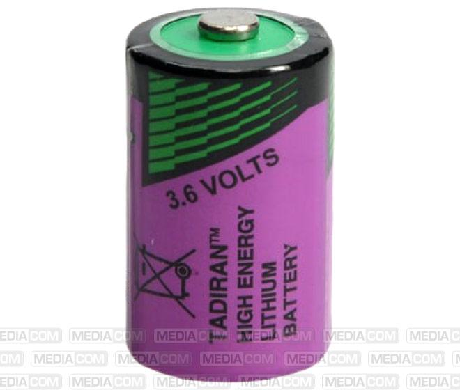 Batterie Lithium, SL750/S, 3.6V, 1100mAh