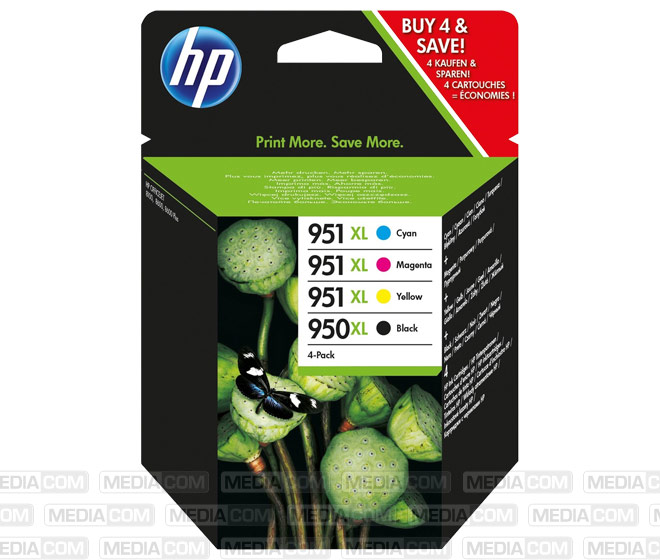 Tinten Multipack C2P43AE