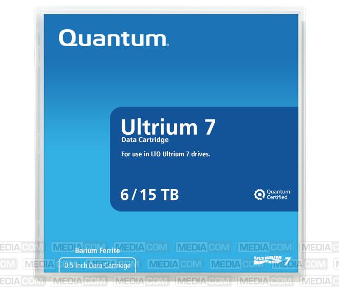 LTO Ultrium-7 Cartridge 6TB/15TB