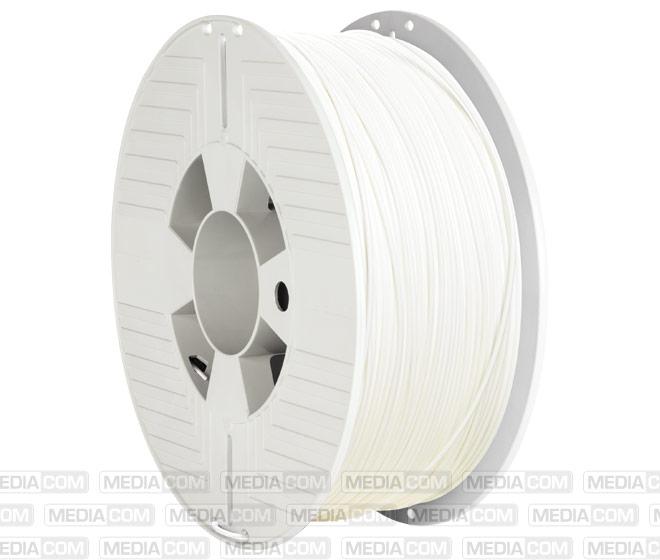 3D Printer Filament, PLA, 1.75mm, 1kg, weiss