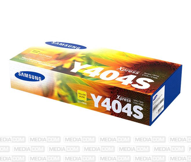 Lasertoner CLT-Y404S gelb
