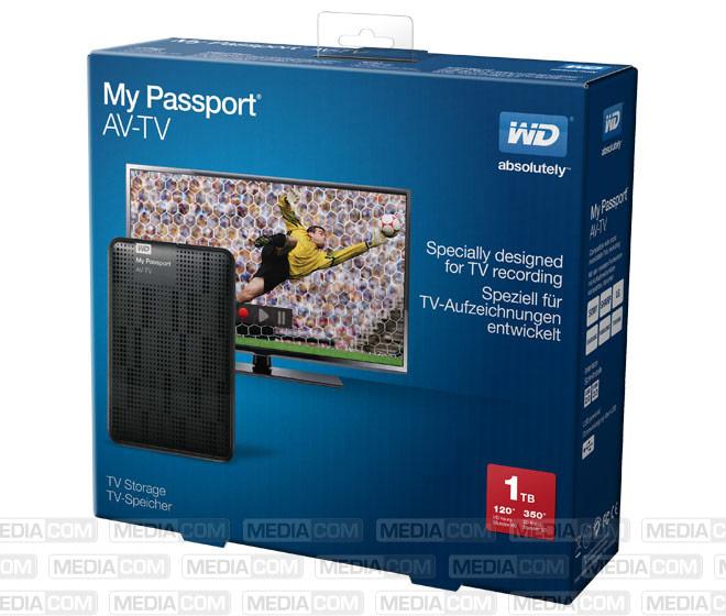 Festplatte 1TB, USB 3.0, 6.35 (2.5''), schwarz
