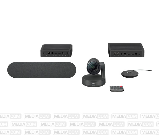 ConferenceCam RALLY Kit, USB, Bluetooth, 4K Ultra HD