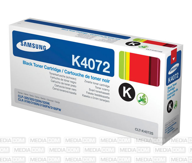 Lasertoner CLT-K4072S schwarz