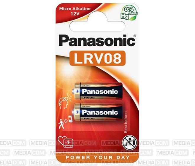 Batterie Alkaline, LRV08, MN21, V23GA, 12V