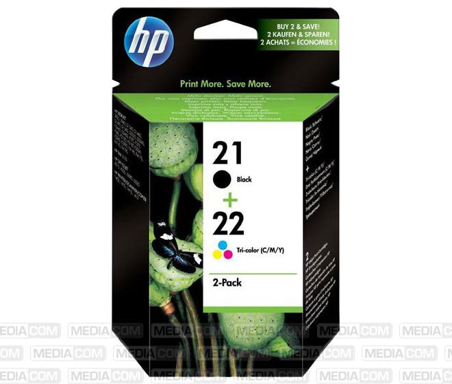 Tinten Kombipack SD367AE schwarz/color