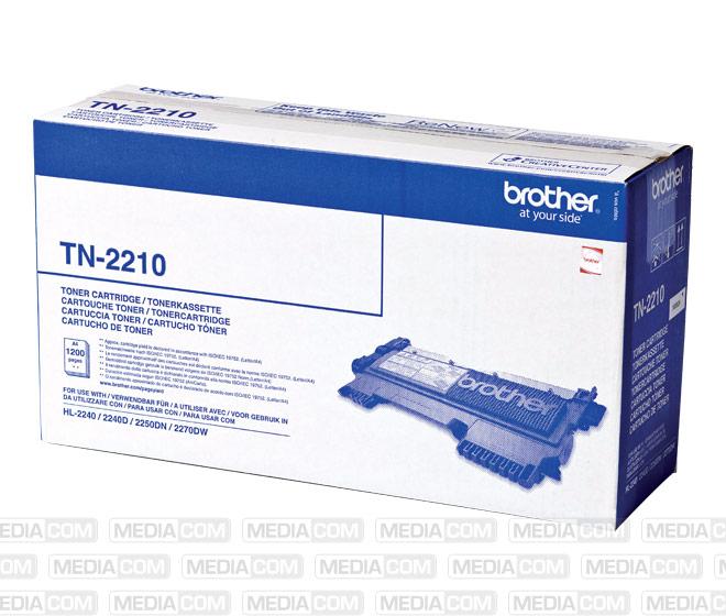 Lasertoner TN-2210 schwarz