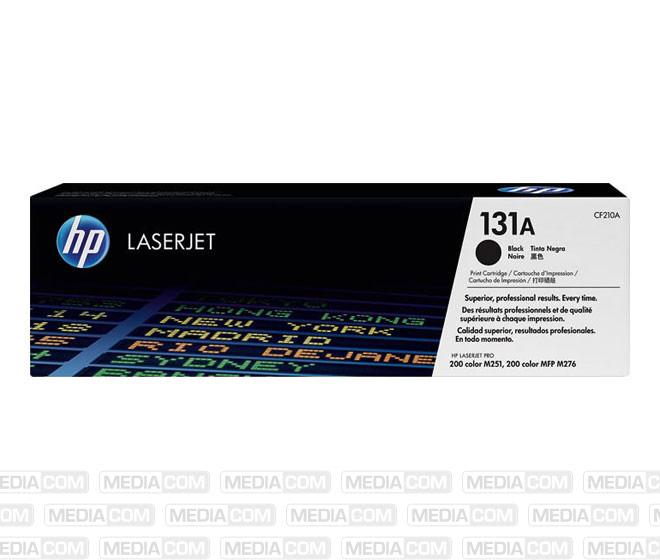Lasertoner CF210A schwarz