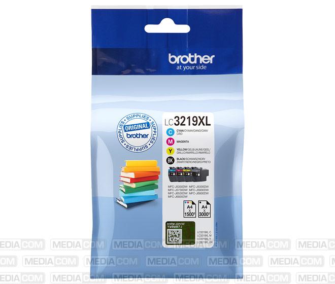 Tinten Multipack LC-3219XL Value Pack (4er Set)