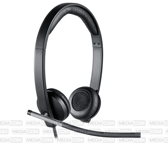 Headset H650e, USB, Stereo