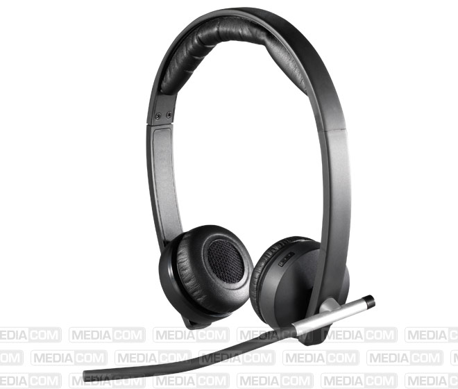 Headset H820e, Wireless, DECT, Stereo