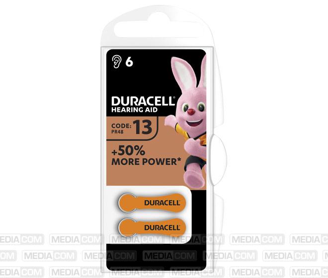 Batterie Zinc Air, 13, 1.4V