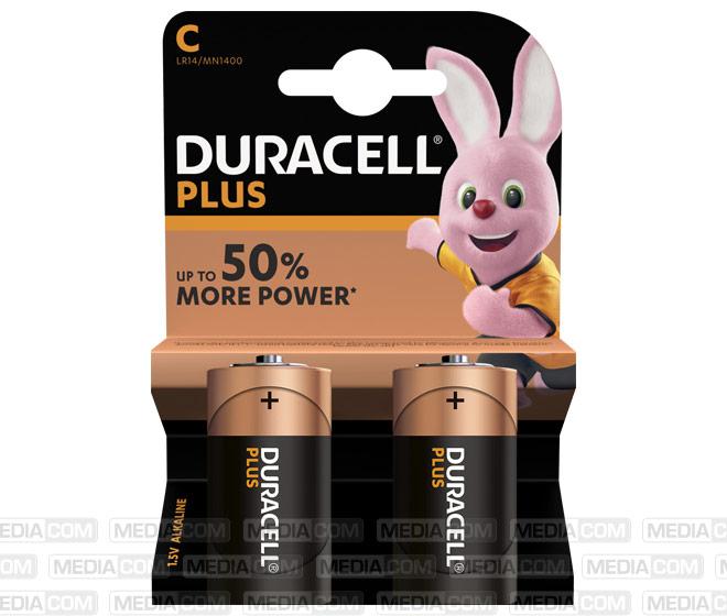 Batterie Alkaline, Baby, C, LR14, 1.5V