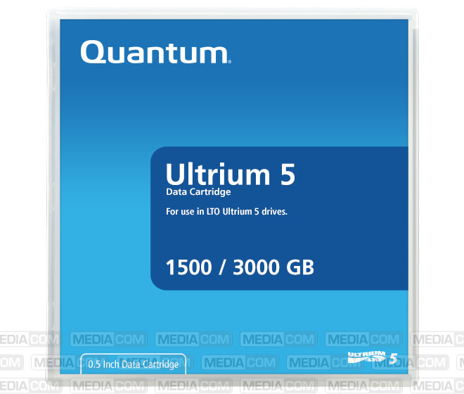 LTO Ultrium-5 Cartridge 1.5TB/3.0TB