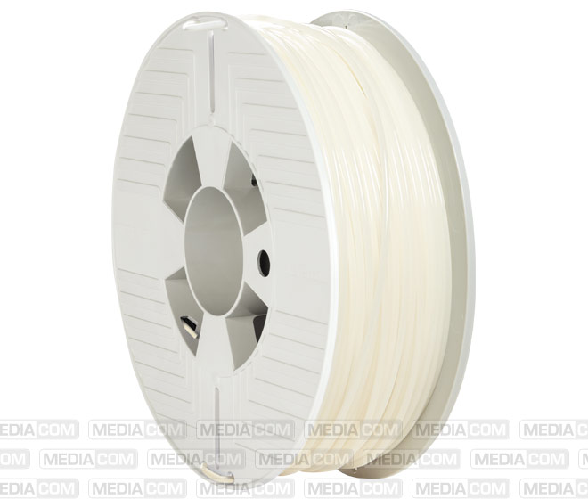 3D Printer Filament, PLA, 2.85mm, 1kg, transparent