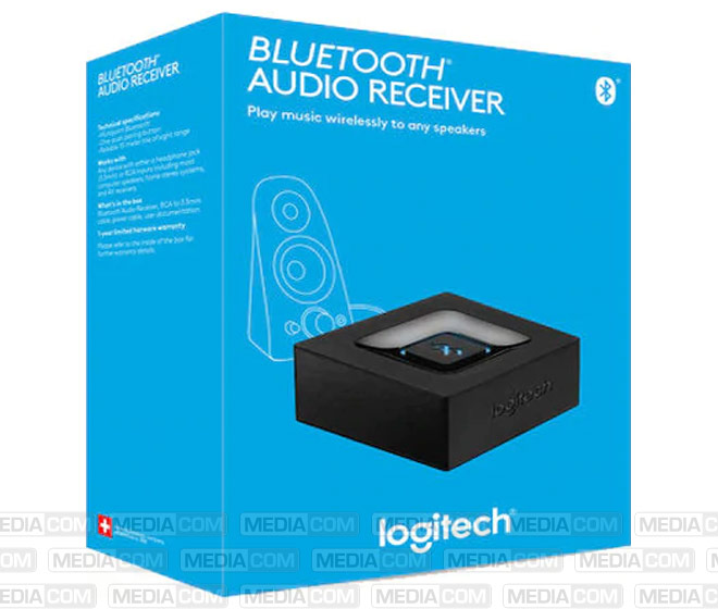 Audio Receiver, Bluetooth