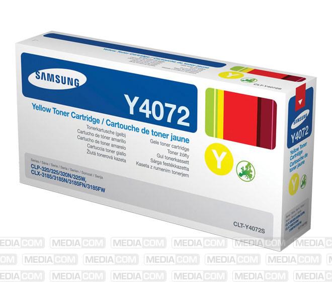 Lasertoner CLT-Y4072S gelb
