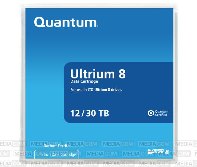 LTO Ultrium-8 Cartridge 12TB/30TB