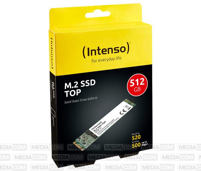 SSD 512GB, SATA-III, M.2 2280
