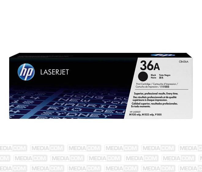 Lasertoner CB436A schwarz