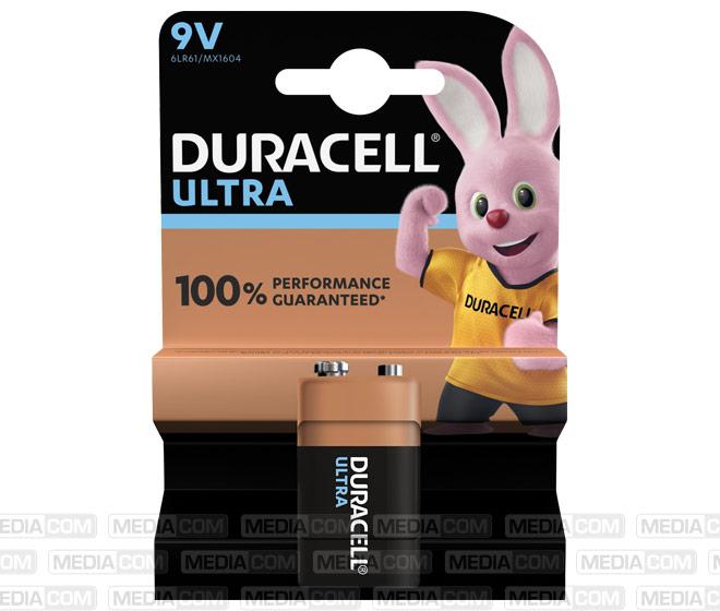 Batterie Alkaline, E-Block, 6LR61, 9V