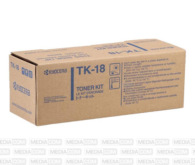 Lasertoner TK-18 schwarz