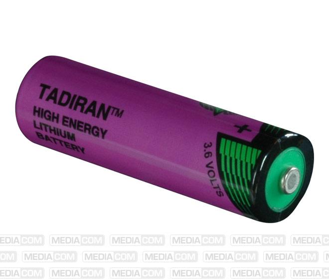 Batterie Lithium, SL360/S, 3.6V, 2400mAh